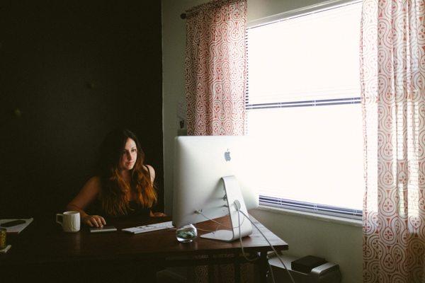 Nook: Becka Robinson of Life as an Artistpreneur