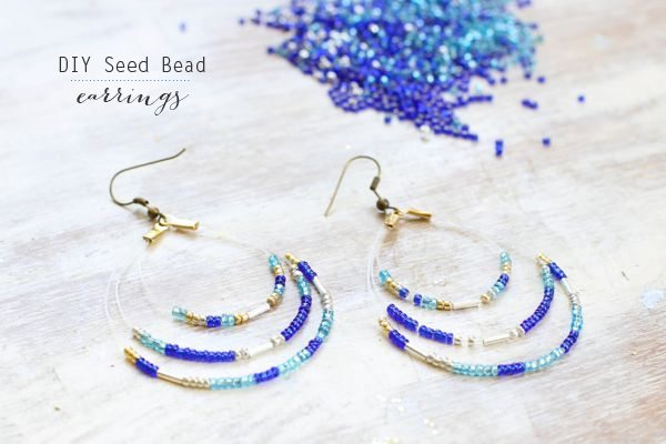 How To Make Bead Earrings The Sweetest Occasion