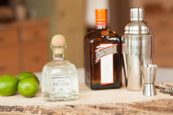 How to Make a Margarita - Classic Margarita on the Rocks from the entertaining blog @cydconverse