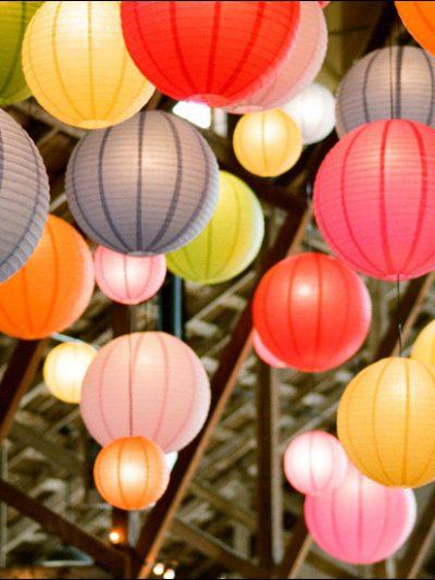 Colorful Celebration Decor from Luna Bazaar thumbnail