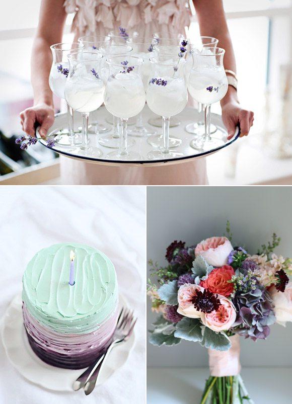 Mint + Lavender