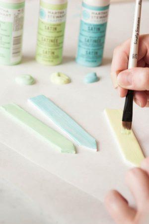 DIY Clay Plant Markers