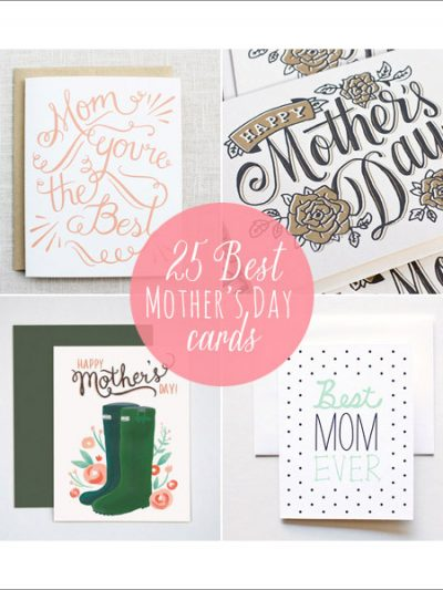 25 Best Mother's Day Cards thumbnail