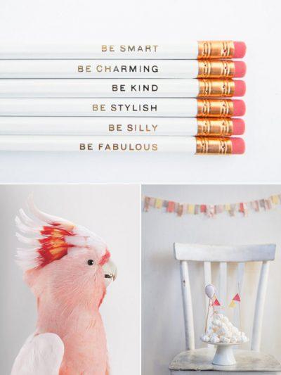 Color Palette: Pink Pearl + Buttercup thumbnail