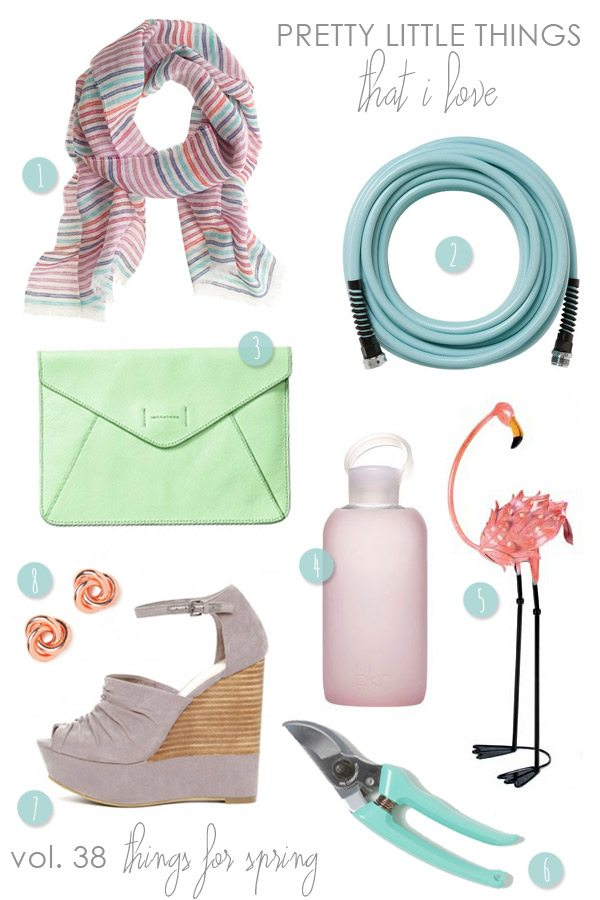 Pretty Little Things for Spring from The Sweetest Occasion