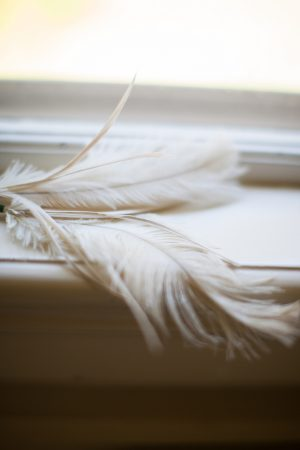 wedding-feathers