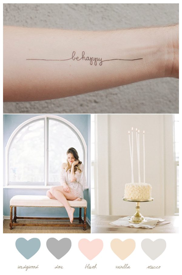 Wedgwood + Dove | The Sweetest Occasion