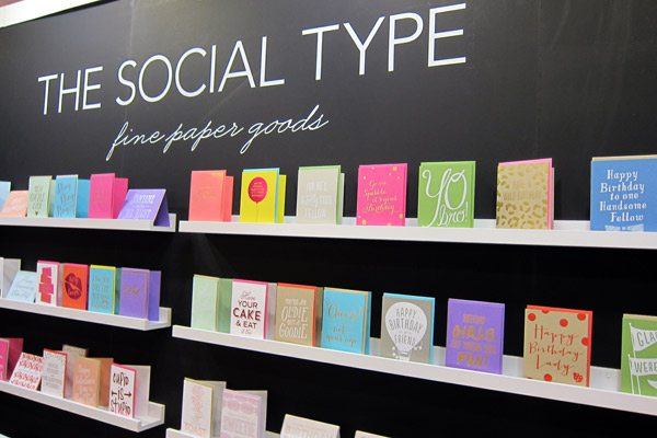 The Social Type - 2013 National Stationery Show