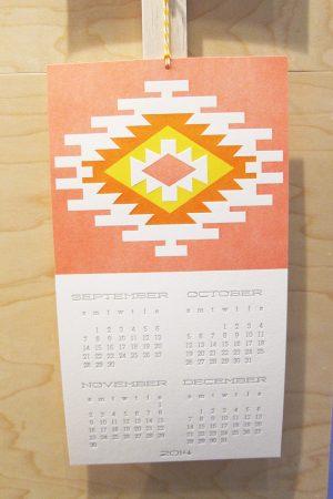 Anemone Letterpress - 2013 National Stationery Show
