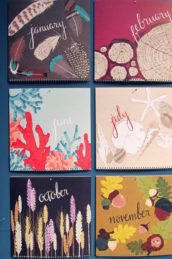 Smudge Ink - 2013 National Stationery Show