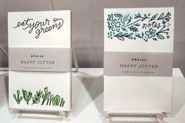 Moglea - 2013 National Stationery Show