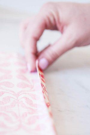 DIY No-Sew Cloth Napkins