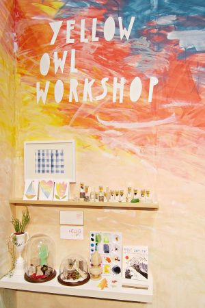 Yellow Owl Workshop - National Stationery Show 2013