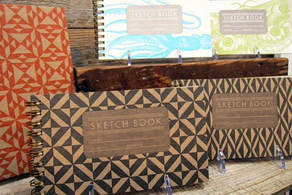 Bison Bookbinding & Letterpress - 2013 National Stationery Show