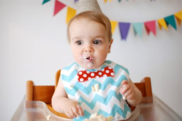 Colorful 1st Birthday Party