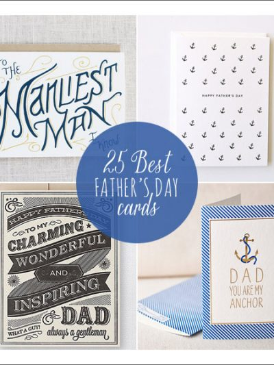 25 Best Father's Day Cards thumbnail