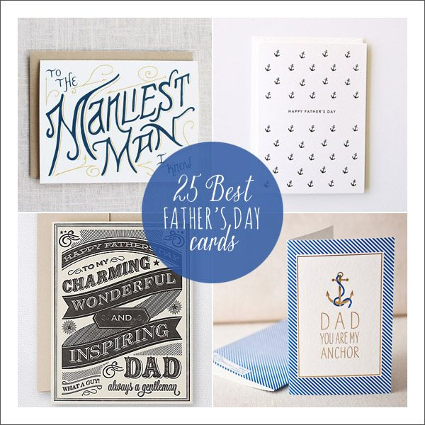 25 Best Father's Day Cards