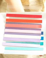 DIY Striped Ombre Party Favor Bags thumbnail