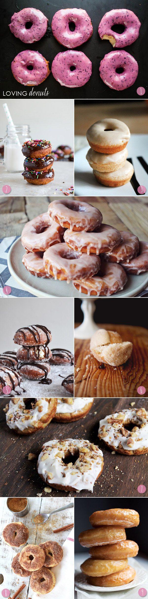 Loving Homemade Donuts