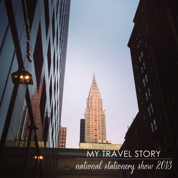 National Stationery Show Travels