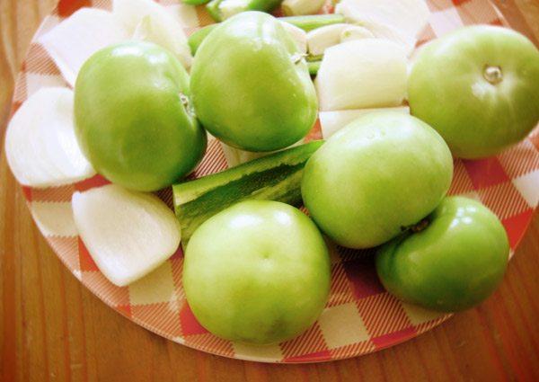 Roasted Tomatillo Salsa