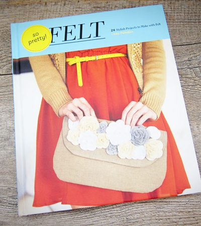 Book Review: So Pretty! Felt by Amy Palanjian thumbnail