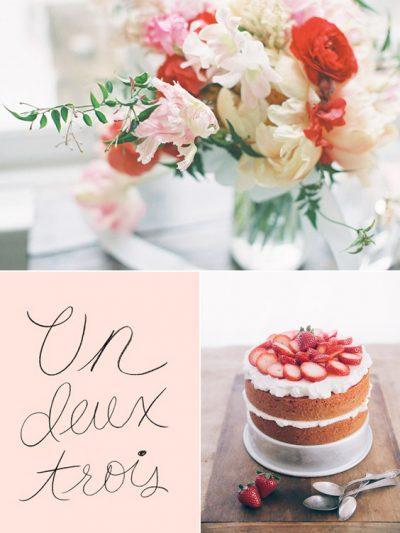Color Palette: Strawberry + Cream thumbnail