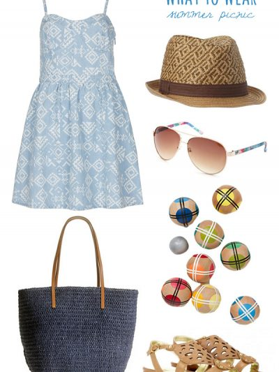 What To Wear: A Summer Picnic thumbnail