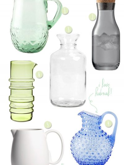 Summer Entertaining: Pretty Pitchers thumbnail