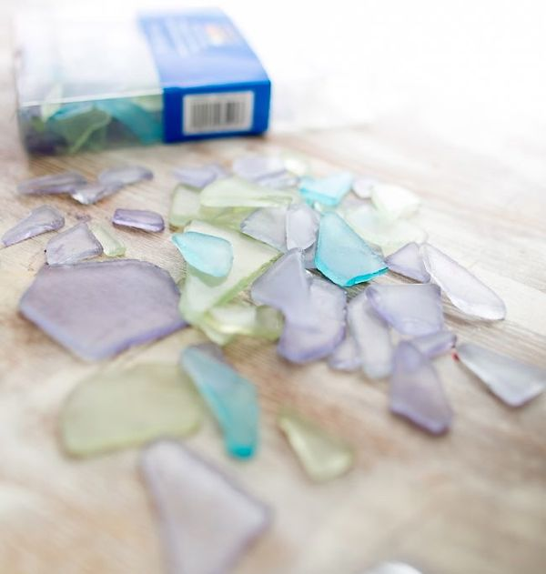 DIY Sea Glass Bracelet | The Sweetest Occasion