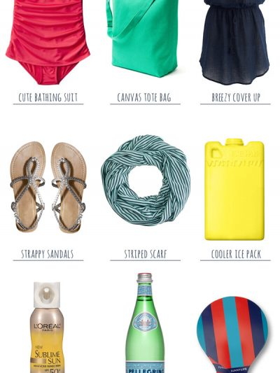 Summer Essentials: A Day At The Beach thumbnail