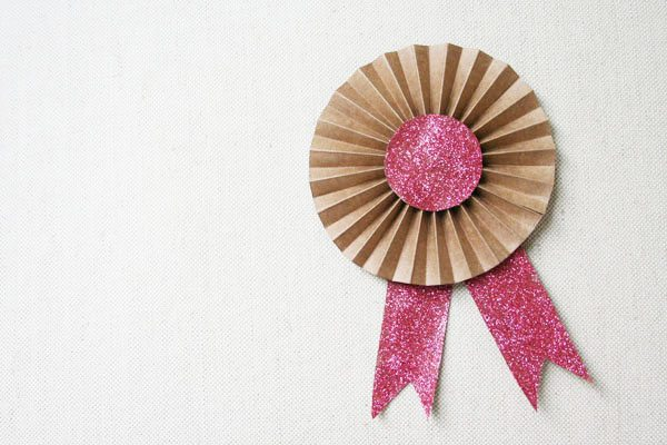 DIY Prize Ribbons