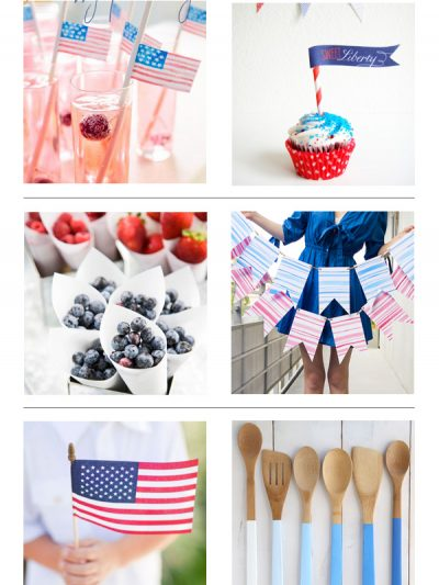 Recently Pinning: Feeling Patriotic thumbnail