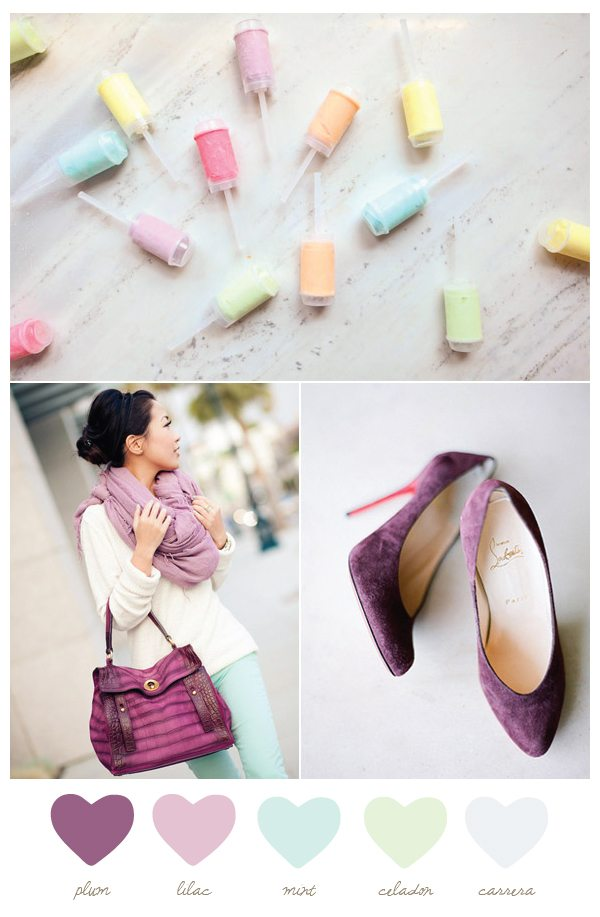 Plum + Mint | The Sweetest Occasion