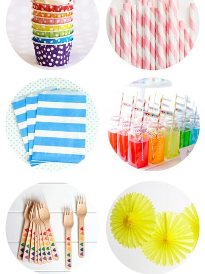Shop Sweet: Summer Party Supplies thumbnail