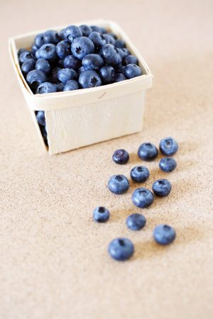 Blueberries | Photo by Cyd Converse of The Sweetest Occasion
