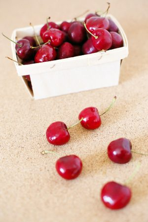 Cherries | Photo by Cyd Converse of The Sweetest Occasion
