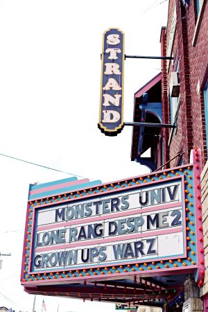 The Strand   Photo by Cyd Converse of The Sweetest Occasion