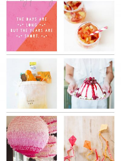 Recently Pinning: Summery + Fruity thumbnail