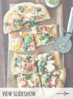 10 Summer Pizza Recipes