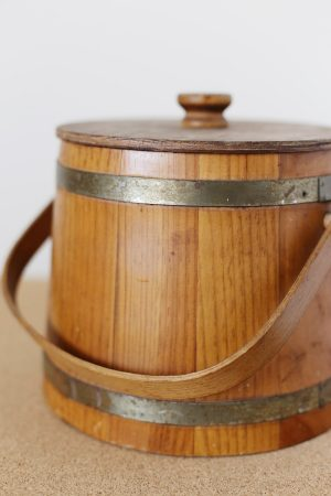 Prop Shopping - A Vintage Cookie Bucket | The Sweetest Occasion