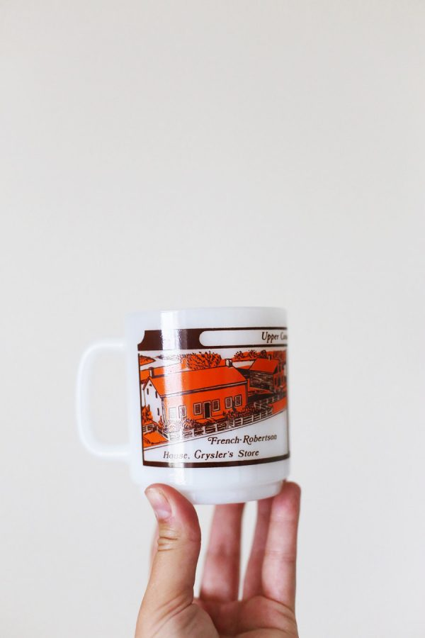 Prop Shopping - A Vintage Mug | The Sweetest Occasion
