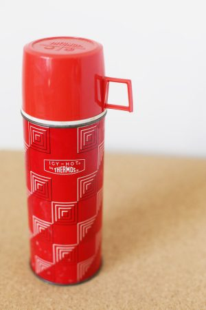 Prop Shopping - A Vintage Thermos | The Sweetest Occasion