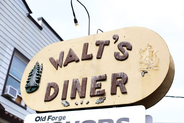 Walt's Diner | Photo by Cyd Converse of The Sweetest Occasion