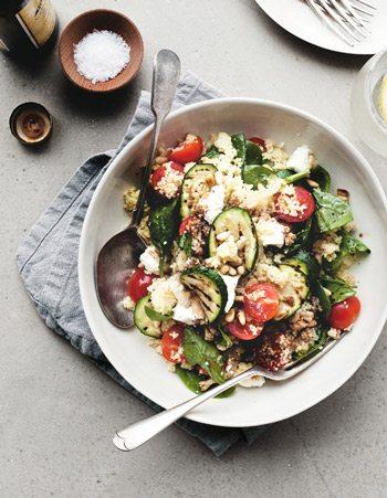 2 couscous salad