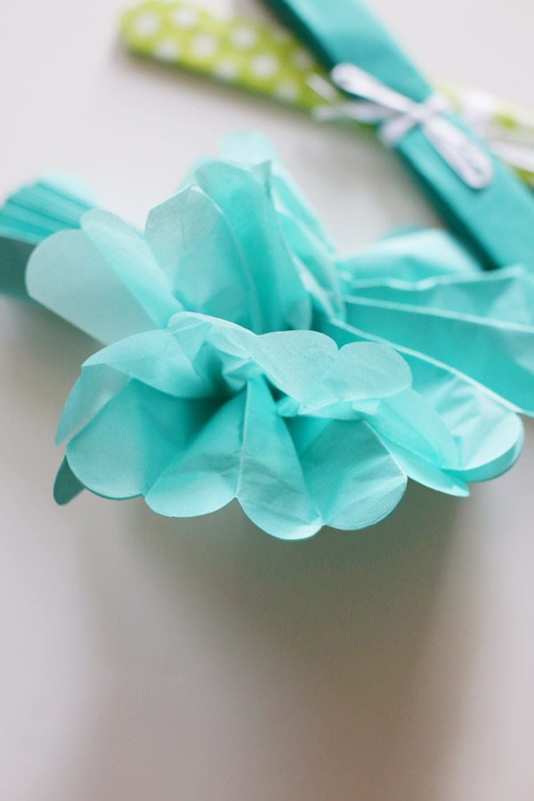 tissue paper pom poms diy They are super versatile because they can be customized to fit your style and wedding colors if you are interested in making these super cute paper pom poms , read on for more details wedding paper pom poms what you need: tissue wrapping paper twine/string scissors wedding paper pom poms.