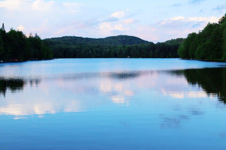 Adirondacks Lake