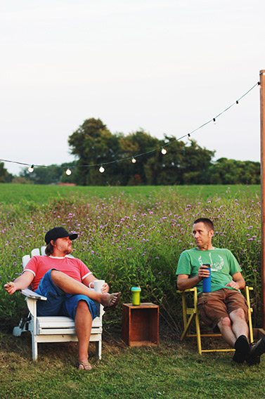 Backyard Bonfire Band : An End of Summer Smores Party  The Sweetest Occasion ? The Sweetest