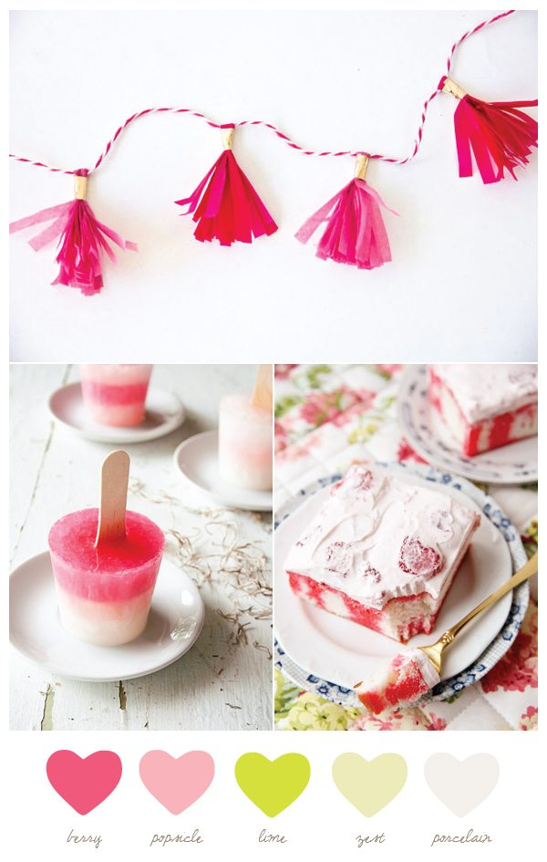 Berry and Lime | The Sweetest Occasion