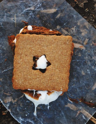 An End of Summer S'mores Party thumbnail